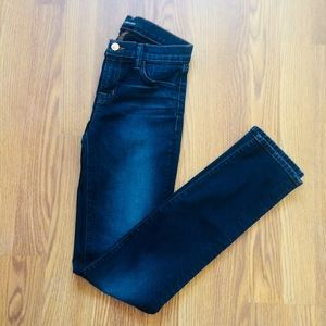 💥SALE💥J Brand Venture Mid Rise Rail Skinny Jeans
